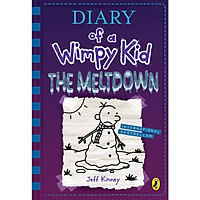 Truyện thiếu nhi tiếng Anh - Diary of a Wimpy Kid 13: The Meltdown (Hardcover)