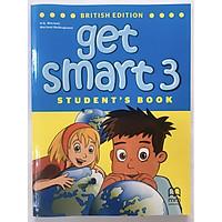 MM Publications: Sách học tiếng Anh - Get Smart 3 (Brit.) (Student's Book)