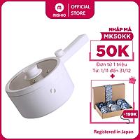 Nồi Nấu Đa Năng lòng ceramic Mishio MK271 1.5L - hàng chính hãng