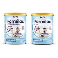 Bộ 2 Lon Sữa bột Formilac PEDIA (trên 1 tuổi) - 400g