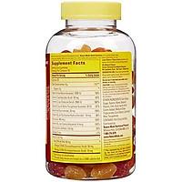 Kẹo Dẻo Nature Made Bổ Sung Vitamin Tổng Hợp + Omega-3 Vị Dâu, Chanh & Cam