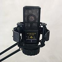 Micro thu âm LGT240 + chống sốc, hát karaoke, livetream cao cấp