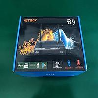 Android Tivi Box NETBOX B9 Ram 2Gb Rom 16Gb 4K UltraHD - Hàng Chính Hãng