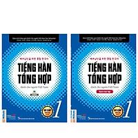 Combo Tiếng Hàn Tổng Hợp Dành Cho Người Việt Nam - Sơ Cấp 1: Gíao Trình + Bài Tập (Bộ Sách Học Tiếng Hàn Hiệu Qủa Dành Cho Người Mới Bắt Đầu / Tặng Kèm Bookmark Green Life)