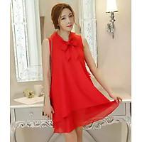 Đầm bầu công sở váy bầu đầm suông Maternity dona2021072101