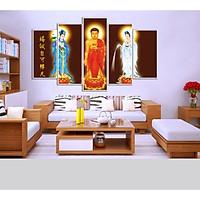Tranh Treo Phòng Thờ |Phật Giáo |T3M-335