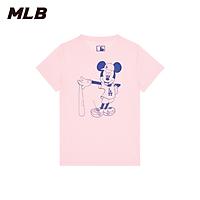 ÁO MLB X DISNEY Short Sleeve T-Shirt LA Dodgers Size L