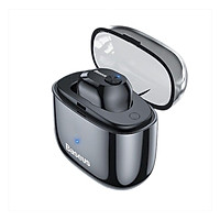 Tai nghe không dây kết nối Bluetooth - Baseus Encok Wireless Earphone A03 (V5.0, Voice Assitant, Charging Case, Waterproof) - Hàng Chính Hãng