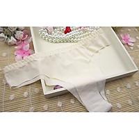 quần lót thun cao cấp C12 - quần chíp lọt khe - quần lót lọt khe - quần chíp nữ