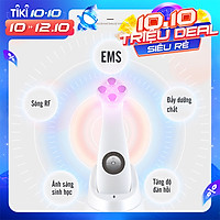 Máy điện di đẩy tinh chất EMS K.SKIN KD9900, giúp da hấp thụ dưỡng chất nhanh hơn