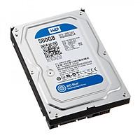 Ổ cứng HDD WD Blue 500GB - Hàng Nhập Khẩu