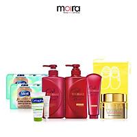 Bộ quà tặng chăm sóc tóc bóng mượt Moira