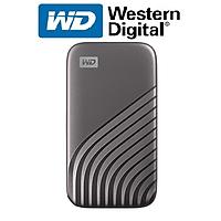 Ổ Cứng Di Động SSD WD My Passport USB Type C 3.2 Gen 2 - Hàng Nhập Khẩu