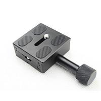 Tấm đế quick plate gắn chân máy ảnh tripod 50x50mm QZSD - Hàng chính hãng