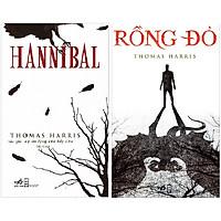Combo Rồng Đỏ (Tái Bản) +  Hannibal (Tái Bản 2018)