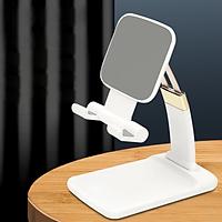 Kệ điện thoại - Giá đỡ Để Điện Thoại, iPad, Máy Tính Bảng Khung Gấp Gọn, Góc Xoay Linh Hoạt, Hỗ Trợ Làm Việc Hay Học Tập