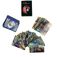 Bộ Thẻ Bài Pokemon 60 Thẻ (60Tagteam) Chơi Đối Kháng New Đẹp