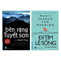 Combo Bên Rặng Tuyết Sơn (Tái Bản) + Đi Tìm Lẽ Sống (2 cuốn)