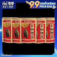 Hạt hướng dương Chacheer vị Ngũ vị hương-130g/gói ( Lốc 5 gói )