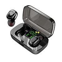 Tai Nghe Bluetooth Không Dây, True Wireless - XG23 (Hộp Sạc Có Màn Hình LED), Chống Thấm Nước