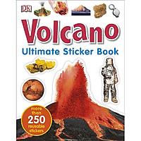 Ultimate Sticker Book Volcano