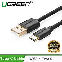 Cáp USB 2.0 chuẩn C cao cấp chính hãng Ugreen 30157