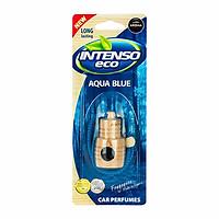 Tinh dầu treo xe Aroma Car Intenso Eco 4ml - Aqua Blue ( hương biển)