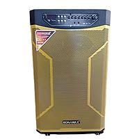 Loa kẹo kéo karaoke bluetooth Ronamax MU18 - Hàng chính hãng