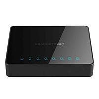 Modem Router cân bằng tải Grandstream GWN7000 tích hợp Controller Chịu tải 200 User và quản lý 300 thiết bị