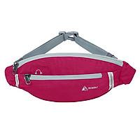 Đai chạy bộ thể thao Túi đeo hông Túi đeo bụng chạy bộ tập gym thể thao du lịch dã ngoại phượt Hewolf hàng chính hãng