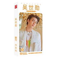 Hộp postcard Oh Sehun EXO bản đặc biệt tặng vòng tay