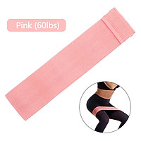 Resistance Bands Pull Rope Cotton Elastic Bands for Fitness Gym Equipment Exercise Yoga Workout Booty Band