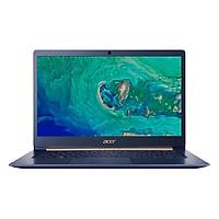 Laptop Acer Swift 5 SF514-52T-50G2 NX.GTMSV.001 Core i5-8250U/ Win10 14 inch (Blue) - Hàng Chính Hãng
