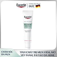 Tinh Chất Giảm Mụn Viêm, Mờ Vết Thâm, Tái Tạo Da Eucerin Pro Acne AI Clearing Treatment 40ml