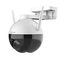 Camera Xoay 360 Độ Ngoài Trời EZVIZ C8C (CS-C8C-A0-3H2WFL1) - Ban Đêm Có Màu - Hàng Chính Hãng