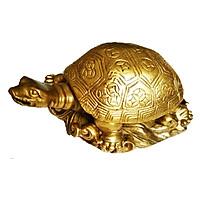 Tượng Rùa Kim Quy - Linh Vật Phong Thuỷ Bằng Đồng Thau