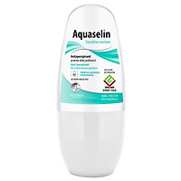Lăn Nách Dành Cho Nữ Aquaselin Sensitive Women Antiperspirant For Moderate Perspiration 50ml - 3934