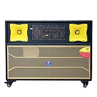 Loa Điện Karaoke Di Động Jagumax Pro-800P Công Suất 800W (Chính hãng sản xuất tại Việt Nam)