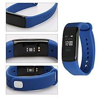 Vòng Tay Thông Minh Theo dõi thể dục, màn hình hiển thị màu IP67 chống nước Vòng đeo tay thể thao với nhịp tim