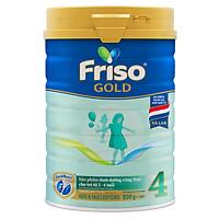 Sữa Bột Friso Gold 4 850g (Dành Cho Trẻ Từ 2 - 6 Tuổi)