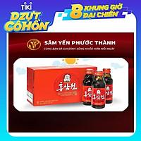 Nước Uống Tăng Lực Hồng Sâm KGC Won (Chai)