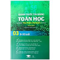 Đánh thức tài năng toán học 3 - sách toán lớp 3, lớp 4 - Genbooks ( 9 - 10 tuổi )