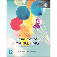 Principles of Marketing (18th Global Edtion)
