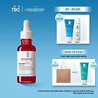 Tinh chất giúp tái tạo da, giảm thâm nám và nếp nhăn trên da, làm đều màu da La Roche Posay Retinol B3 Serum