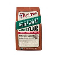 Bột mỳ nguyên cám (whole wheat flour) Bob's Red Mill