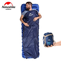 Túi ngủ văn phòng du lịch dã ngoại Naturehike ấm áp giữ nhiệt tốt hàng chính hãng