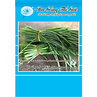 1g Hạt Giống Hẹ Xanh Cao Sản (Allium odorum L)