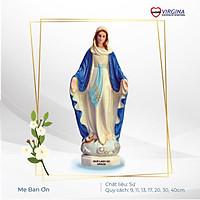 Mẹ Ban Ơn 15cm - Chất liệu sứ