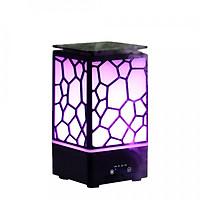 Máy tạo ẩm khuếch tán tinh dầu siêu âm YM-W Cube tặng kèm tinh dầu 10mL