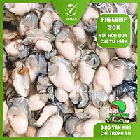 [CHỈ GIAO HN] - VITOT FOOD RUỘT HÀU (1kg/ túi)
